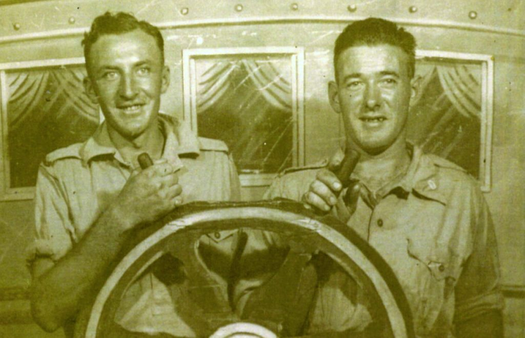 Worsdell WX5204 & Robert Hutchinson, lost South China Sea Sept 1944