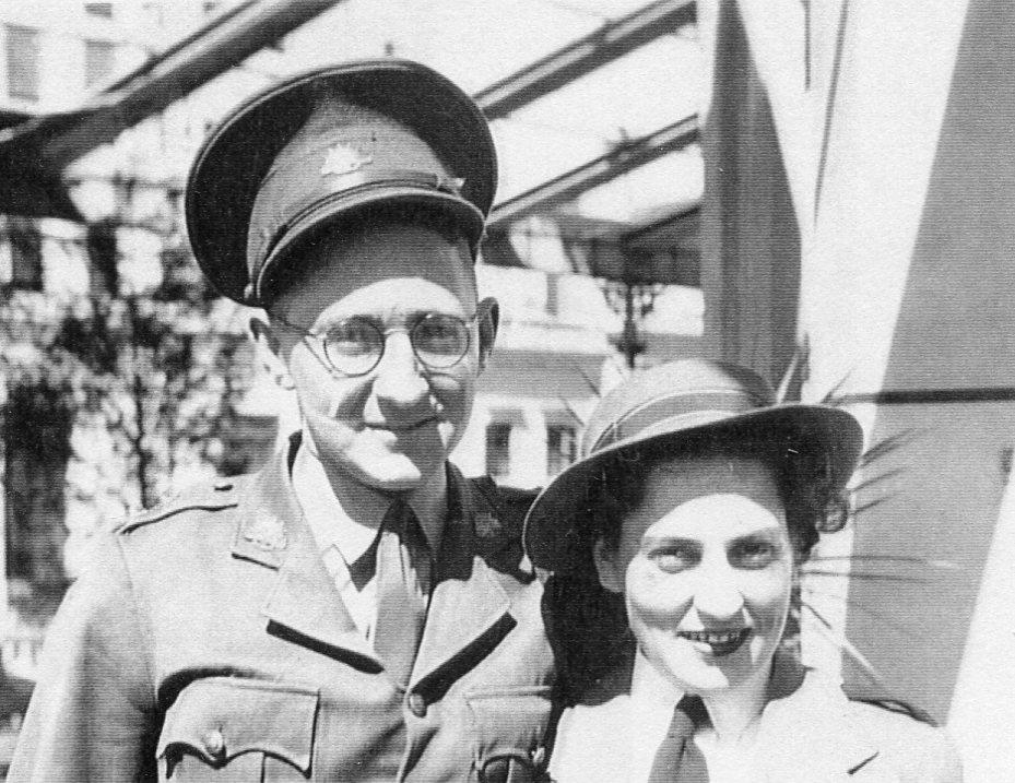 George Raphael and Ruth Young