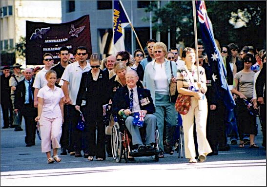 2004 Anzac Day Pilmoor family