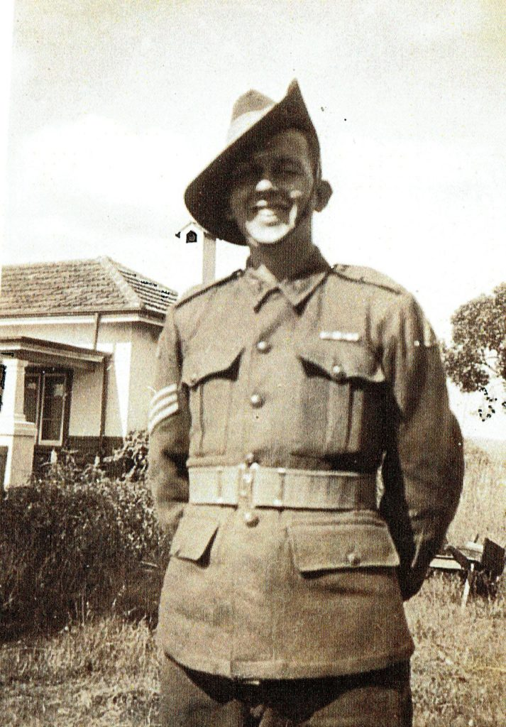 Sgt Percy Alfred Sturtridge WX10794