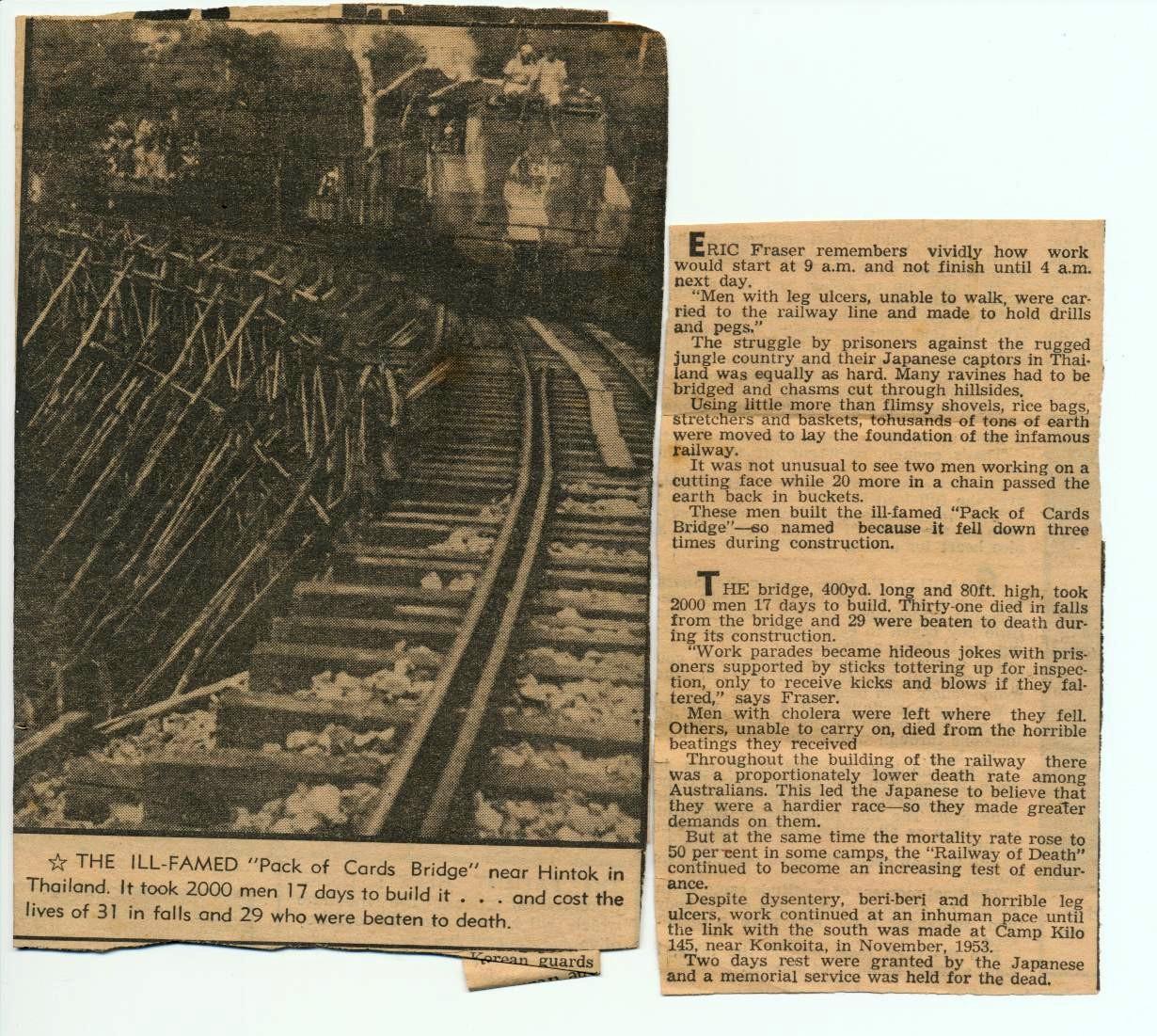 WA Men on the Burma-Thai RailwayWW2 002