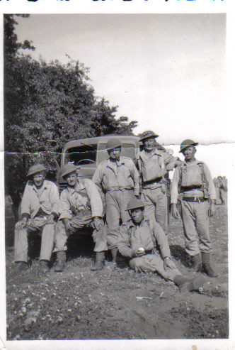 Ern Smith (2nd from right)