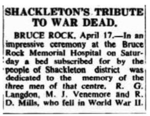 Shackleton War Dead April 1947 8