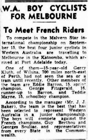 News (Adelaide, SA _ 1923 - 1954), Monday 24 August 1936, page 3